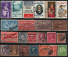 Briefmarken USA Lot 06 United States