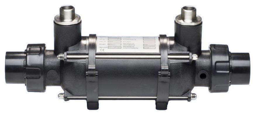 Kunststoff Titan KWT Ti 45 kW