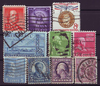 Briefmarken USA kleines Lot 14 United States stamps