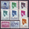 kleines Briefmarken Lot 2 Indonesien Republik Indonesia stamps