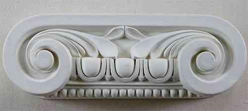 Pilaster Kopfteil Kapitell PL562 Passend Zu PL553
