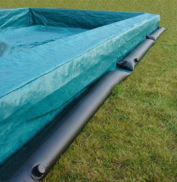 befestigungsschlauch f r abdeckplane wassersack 3m lang. Black Bedroom Furniture Sets. Home Design Ideas